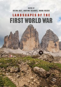 Cover Landscapes of the First World War