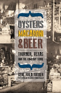 Cover Oysters, Macaroni, and Beer