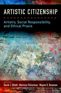 Cover Artistic Citizenship