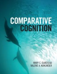 Cover Comparative Cognition