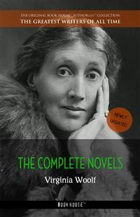 Cover Virginia Woolf: The Complete Novels + A Room of One's Own