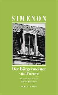 Cover Der Bürgermeister von Furnes