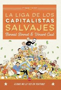 Cover La Liga de los Capitalistas Salvajes