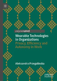 Cover Wearable Technologies in Organizations