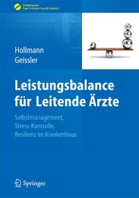 Cover Leistungsbalance für Leitende Ärzte