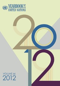 Cover Yearbook of the United Nations 2012