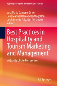Cover Best Practices in Hospitality and Tourism Marketing and Management