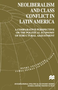 Cover Neoliberalism and Class Conflict in Latin America