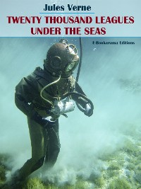 Cover 20,000 Leagues under the Sea
