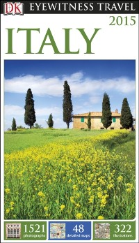 Cover DK Eyewitness Travel Guide Italy