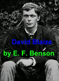 Cover David Blaize