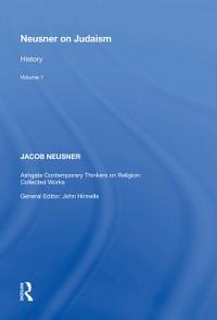 Cover Neusner on Judaism