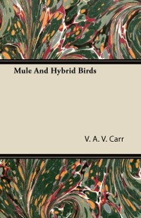 Cover Mule And Hybrid Birds