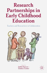 Cover Research Partnerships in Early Childhood Education