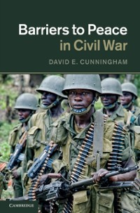 Cover Barriers to Peace in Civil War