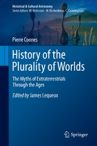 Cover History of the Plurality of Worlds