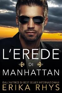 Cover L'erede di Manhattan