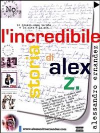 Cover L'incredibile storia di Alex Z.
