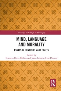Cover Mind, Language and Morality