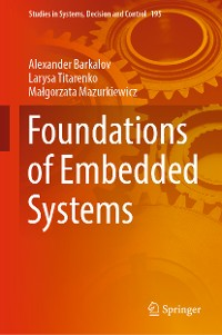 Cover Foundations of Embedded Systems