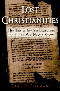 Cover Lost Christianities