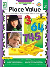 Cover Place Value Level 2