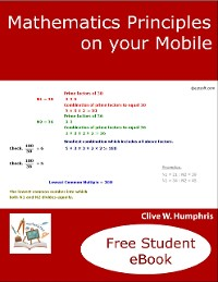 Cover Mathematics Principles On Your Mobile