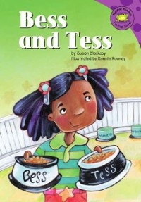 Cover Bess and Tess