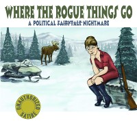 Cover Where the Rogue Things Go