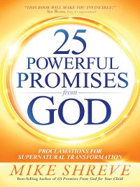 Cover 25 Powerful Promises From God