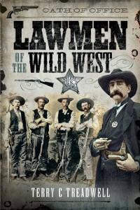 Cover Lawmen of the Wild West