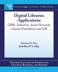 Cover Digital Libraries Applications