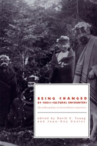Cover Being Changed by Cross-Cultural Encounters