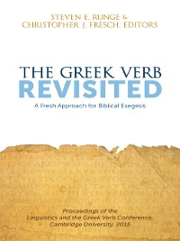 Cover The Greek Verb Revisited
