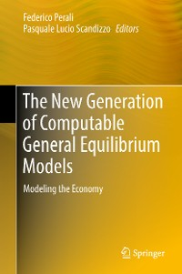 Cover The New Generation of Computable General Equilibrium Models