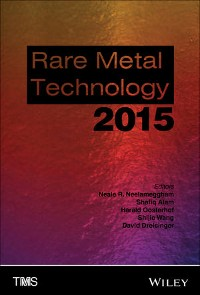 Cover Rare Metal Technology 2015