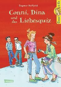 Cover Conni & Co 10: Conni, Dina und das Liebesquiz