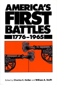 Cover America's First Battles, 1775-1965