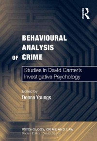 Cover Behavioural Analysis of Crime