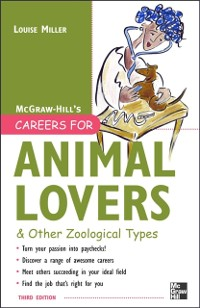 Cover Careers for Animal Lovers