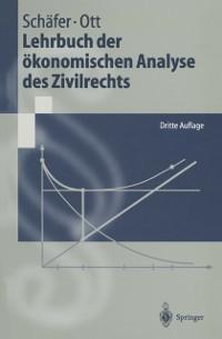 Cover Lehrbuch der okonomischen Analyse des Zivilrechts