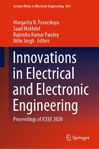 Cover Innovations in Electrical and Electronic Engineering