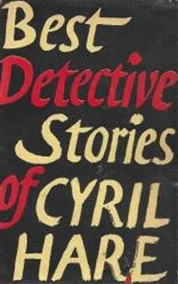Cover Best Detective Stories of Cyril Hare