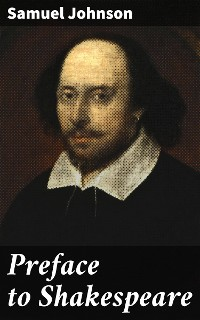Cover Preface to Shakespeare