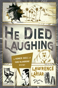 Cover He Died Laughing