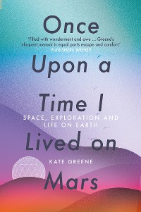 Cover Once Upon a Time I Lived on Mars