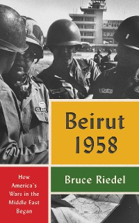 Cover Beirut 1958
