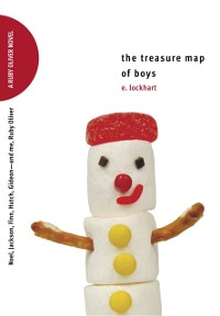 Cover Treasure Map of Boys