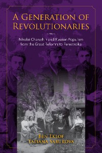 Cover A Generation of Revolutionaries