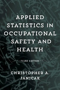 Cover Applied Statistics in Occupational Safety and Health